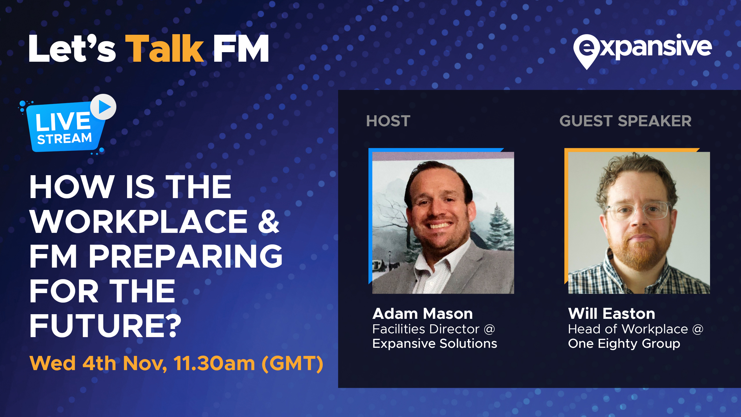 How is the workplace & FM preparing for the future?