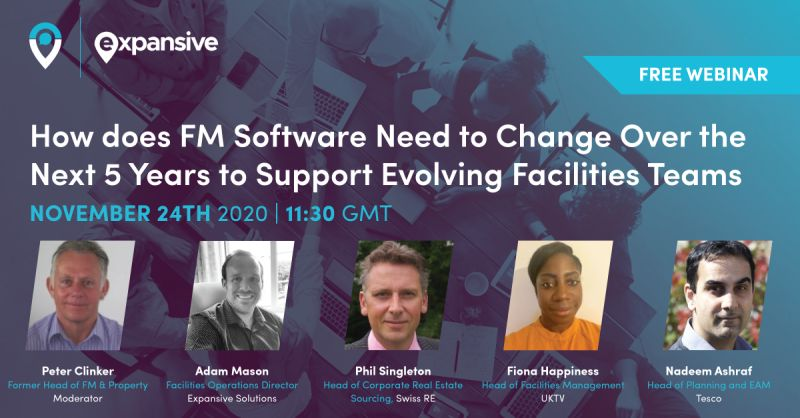 Free Webinar - How does FM software need to change?